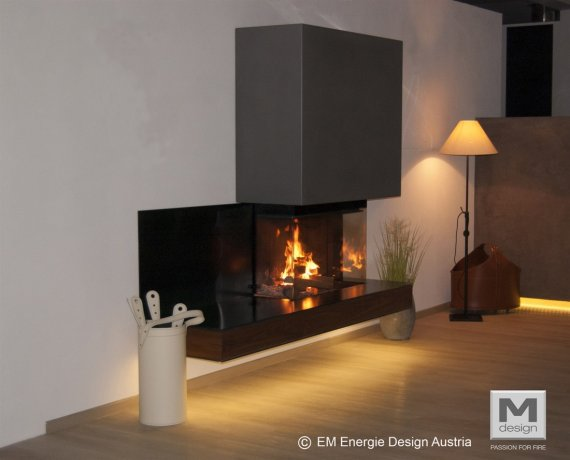 Insert bois M-DESIGN Luna Diamond 800DC prix et descriptions M-Design